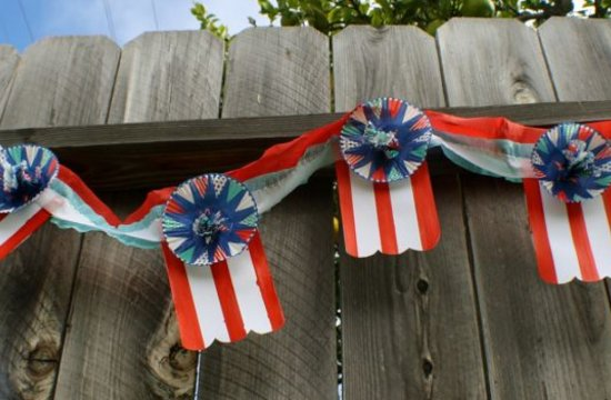 4th of July Craft Roundup